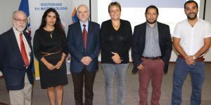 Autoridades Doctorado Biotecnología